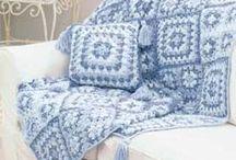 Пледы, покрывала, подушки, коврики / Blankets, bedspreads, pillows, rugs