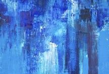 Абстрактные картины / Abstract Painting