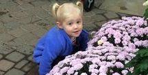 Kiddos at the Gardens