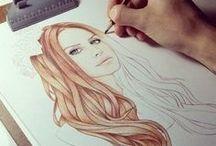 Рисуем карандашом