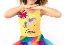 Unicorn Lovers / Embrace your inner unicorn with Bubblegum Divas. Unicorn Shirts, unicorn socks, unicorn hair bows.