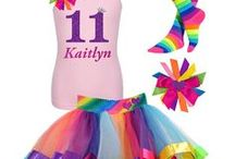 Tween Girls 11th Birthday Outfits| Bubblegum Divas / Shop Girls 11th Birthday outfits and accessories personalized eleven shirts with name and age 11. Tween Girls birthday shirts for glow in the dark parties. Customized glitter eleven t-shirts, tank tops, knee high socks and hair bows for a 11 year old girly birthday parties. Handmade 11 year old girls tops and tutus. Bubblegum Divas