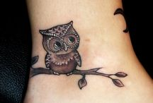 Super cute tattoos / by Kayla Brown