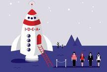 Innovation Pédagogique / INNOVATION  / DESIGN / ENTREPRENEURSHIP / ARTS Présentation des concepts autour de la pédagogie I.D.E.A. Découvrez le Programme I.D.E.A. sur www.programme-idea.com