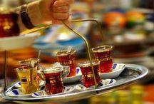 L'heure des thés...