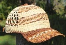 kira kira life Accessories - Ecuadoras Hats / Beautiful tight weave of fairly traded and sustainable material to  give you a unique look and a functional hat.   Durable yet lightweight. Velcro adjustable strap in the back for a perfect fit.  You can wet and wear to customize the fit, giving you a perfect snug feeling.