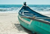 Mon endroit préféré sur terre : la mer ! / et plus particulièrement, la Méditerranée...
