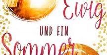 Ewig und ein Sommer / Sophie und Konrad ... Eine Summer Love Story für Jugendliche und junge Erwachsene,  die im Frühjahr 2017 im Drachenmond Verlag erscheinen wird. www.drachenmond.de