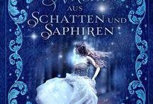 """Nacht aus Schatten und Saphiren / """"Nacht aus Schatten und Saphiren - Einhorn-Geschichten"""" ist eine Kurzgeschichtensammlung über Einhörner. """"Nacht aus Schatten und Saphiren"""" ist außerdem der Titel einer der drei Geschichten. Erscheint im April 2017 als eBook und Taschenbuch."""