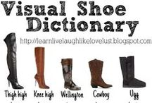 Shoe Obsession / The love for shoes