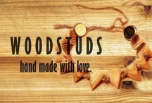 Woodstuds  0.1 / Collection of accessorize - handmade with love.