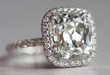 Little gems of jewelry love