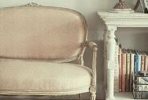 French interior design / Elegant French inspired décor. / by Abigail Rose