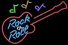 My Vintage Music / #1950's #Music #1950's Music #1960's Music #1970's Music #1980's #Woodstock #Elvis #Beatles #Rock and Roll / by Karen