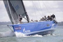 Gazprom Swan 60 Class racing / A week of racing...and mixing it up shoreside in Cowes...