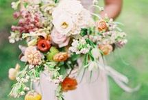 Wedding Inspiration - Flowers, coiffures and more