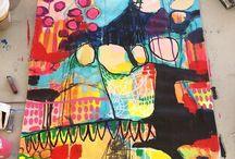 Inspiring Art / Art that sparks ideas