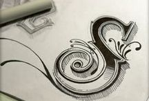 Calligraphy / Lettering