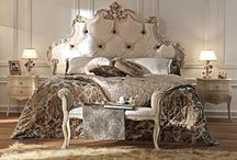 The Boudior / master bedrooms with grandeur ! / by kim gesumaria
