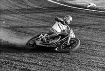 Flat Track / We love the style and grit that comes with Flat Track racing! #FactaNonVerba
