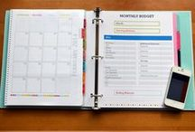 Organization / How to organize you life one bill at a time
