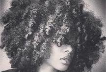 Natural is beautiful / Natural hair