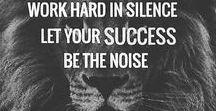 Trening / Motivasjon og inspirasjon til trening.