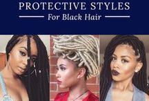 Protective Hair Styling