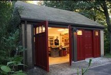 Workshops / Ideas for your work space, garage or man cave