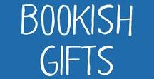 Bookish Gifts / Your behind-the-scenes look book of who uses East Grove Studio's bookish gifts.