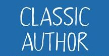 Classic Author Collection / Honor the book. Celebrate the author.