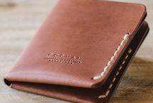 COCUANgoods / Handmade leather goods. Artículos de cuero hechos a mano. Custom goods / Artículos a medida luis@cocuan.com