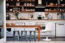 - Dans la cuisine -