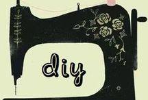 DIY / by Kristin Wurtz