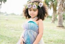 Wedding Attire for Kids / Wedding outfits and dresses for flower girls and ring bearers