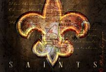 Saints Pride! / Celebrate your #Saints pride with Saints photos, fanfare, history and jewelry from the Exclusive Jeweler of the New Orleans Saints. #NOLA