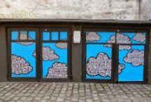 EllAnnArt - Art on the street - world streets