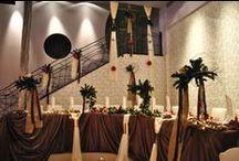 Christmas wedding decoration / Wedding 28-12-2013