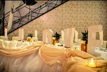 Gold Wedding Decoration / The gold is one of the most elegance of the wedding colors palette for an elegant wedding decorations