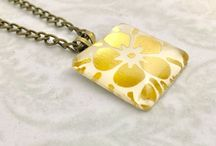 Spring flowers / Spring Jewelry