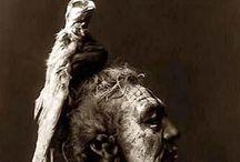 Shaman / Historic photographs of shaman from around the world