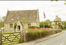 Warkton, Northamptonshire / Where the Incredible Bakery Company is located