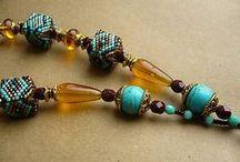 Beads and rokajl - moje rokajlové závislosti / táto nástenka je o tom, čo ma baví - výroba jedinečných šperkov
