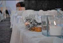 Outdoor Wedding decoration / Wedding decoration