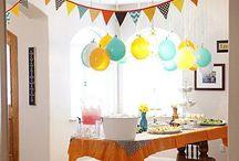 Party everyday / Ideas fiestas