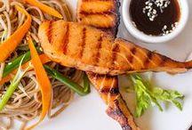 Dinner / Obiad jest równie ważny, jak pierwsze śniadanie! Sprawdźcie nasze apetyczne propozycje! :) #suempol #przepisy #recipe #losos #salmon #dinner #obiad #fish #ryby