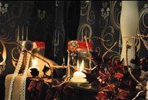 Red Autumn Wedding... / Red Autumn Wedding... Chic φθινοπωρινή διακόσμηση γάμου σε μπορντώ αποχρώσεις!!! Principal Hall stylish creator!