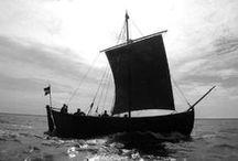 Aluett / Aluett, a full scale replica of a 13th century freighter. Homeport: Kalmar, Sweden.