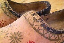 Clogs! / Wooden Footwear.