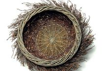 Basketry / Traditional crafts and modern interpretations